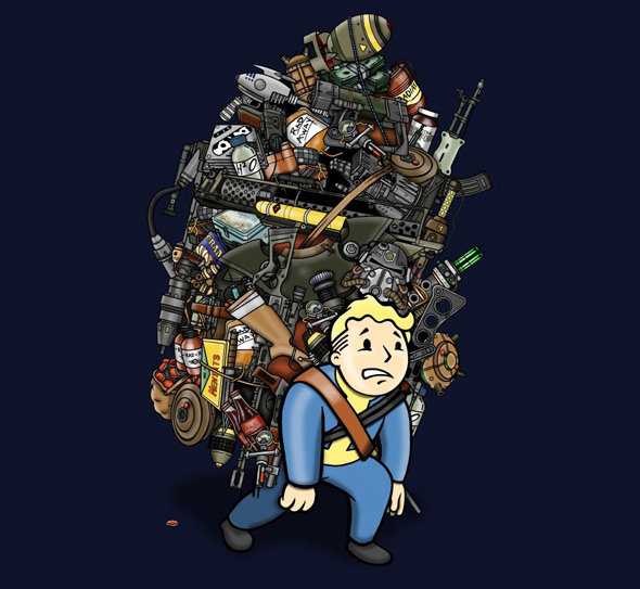 threadless veteran wasteland hoarder