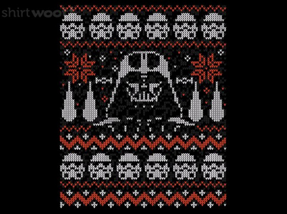 shirt.woot the dark side of the christmas