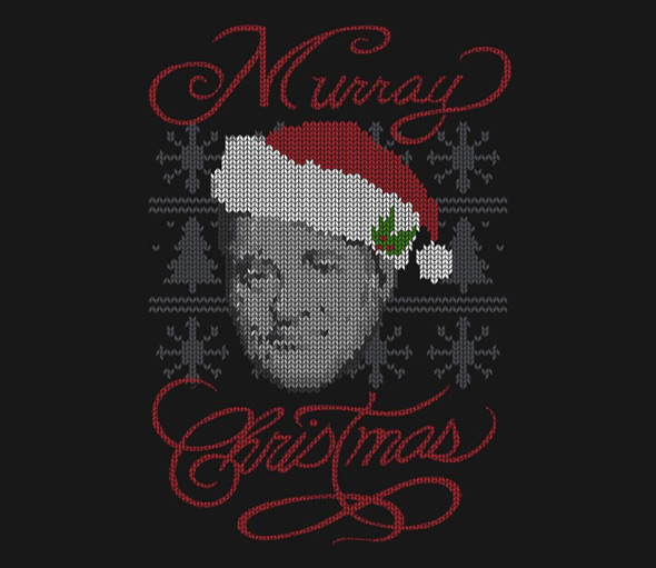 teefury murray christmas