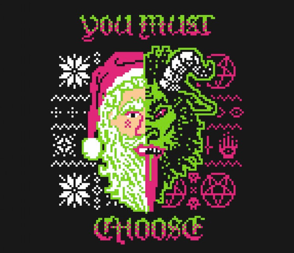 teefury you must choose
