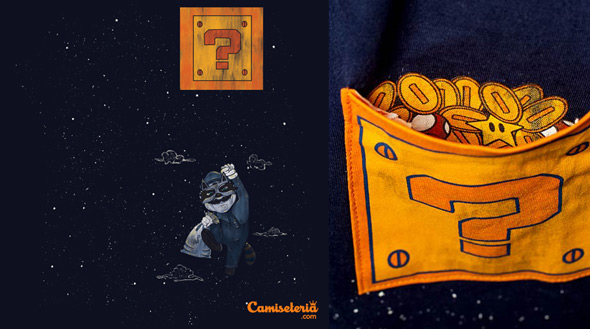 camiseteria a thief in the night