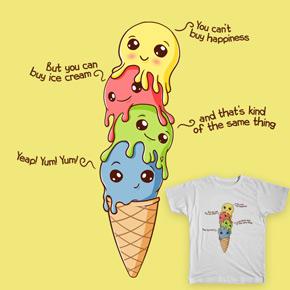 shirt.woot ice creamness