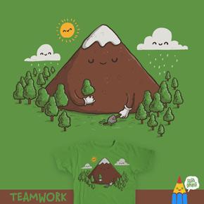 shirt.woot teamwork