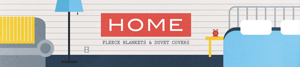 threadless home blankets and duvets