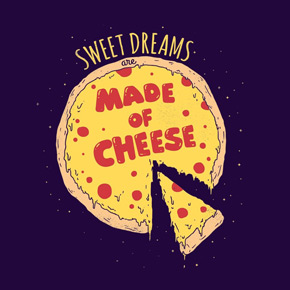 threadless sweet dreams are made of cheese