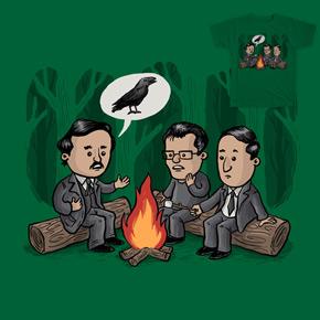 shirt.woot magnum opus of campfire stories