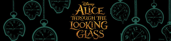 threadless alice through the looking glass