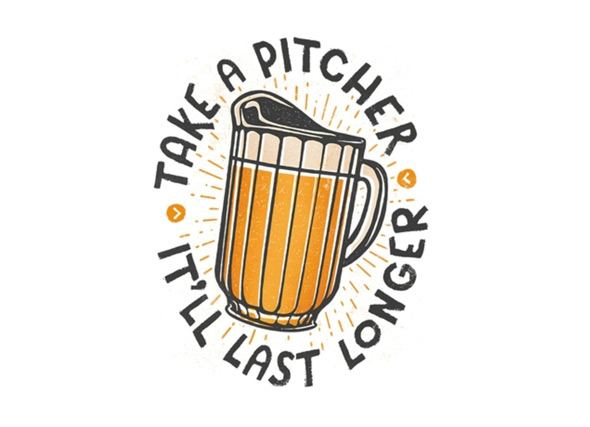 threadless take a pitcher