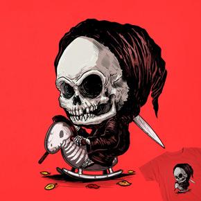 shirt.woot baby grim reaper