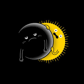 threadless eclipse