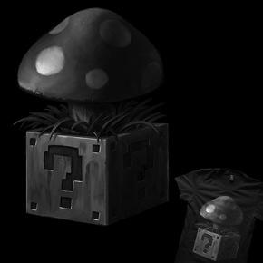 shirt.woot mushroom