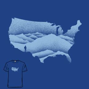 shirt.woot natural wonder usa