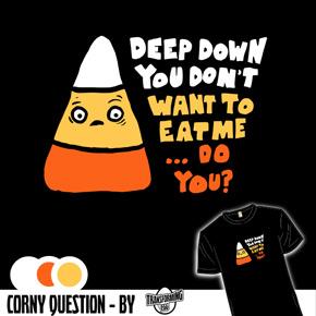 shirt.woot corny question
