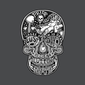 threadless seven deadly skulls