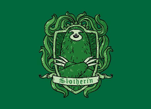 threadless slotherin