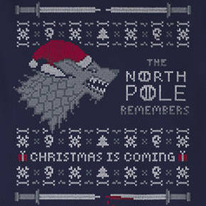 threadnog the north pole remembers