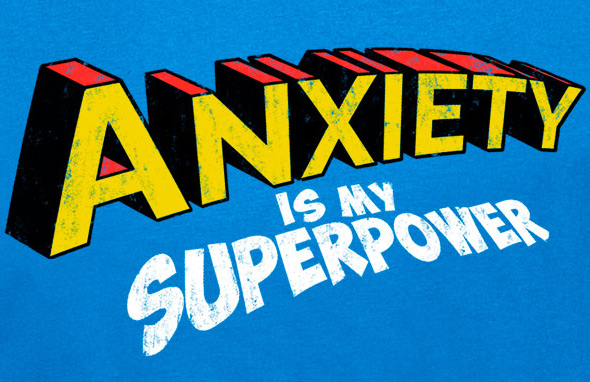 Pampling's Anxiety is my Superpower | Compete-tee-tion